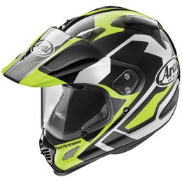 Arai XD4 XD-4 Catch Dual Sport Helmet Yellow