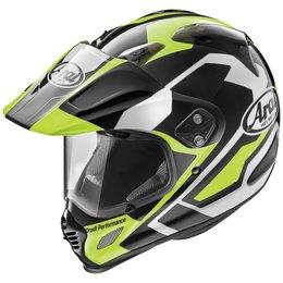 Arai XD4 XD-4 Catch Dual Sport Helmet Yellow