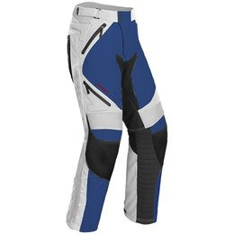 Blue Fieldsheer Mens Short Adventure Tour Textile Pants 2013