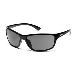 Black/grey Suncloud Mens Sentry Sunglasses With Polarized Lens 2014 Black Grey