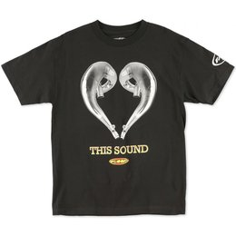 FMF Mens Love This Sound T-Shirt Black