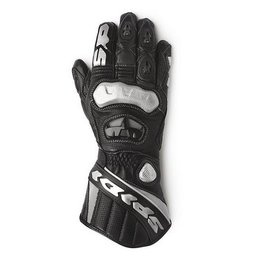 Black Spidi Sport Race-vent Racing Gloves
