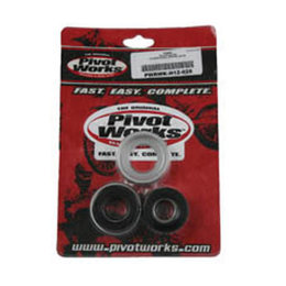 N/a Pivot Works Wheel Bearing Kit Rear For Honda Xr250r Xr600r