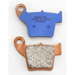 N/a Moose Racing M1 Brake Pad Rear For Honda Cr-125 250 Crf-250 450r X