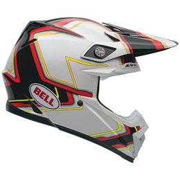 Bell Powersports Moto-9 Pace Helmet Black