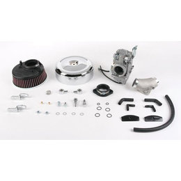 Mikuni HSR42 Smoothbore Carb Total Kit Twin Cam 99-06
