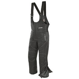 HJC Mens Survivor Bib Snowmobile Riding Pants Black
