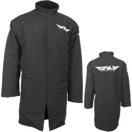 Fly Racing Mens Hydraguard Waterproof Weatherproof Snowmobile Jacket Black