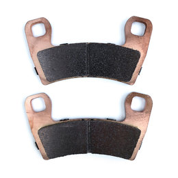 EPI ATV Standard Brake Pads Pair For Polaris RZR 900 WE445406 Unpainted