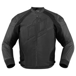 Stealth Icon Mens Hypersport Prime Leather Jacket 2014