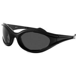 Smoke Bobster Foamerz Sunglasses Black W Lens