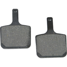 SLP Snowmobile High Performance Carbon Aramid Brake Pad Sets For Polaris 27-26 Unpainted