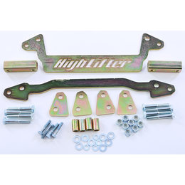 High Lifter ATV Lift Kit For Kawasaki 650i/750i Brute Force KLK750-50 Unpainted
