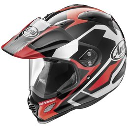 Arai XD4 XD-4 Catch Dual Sport Helmet Red