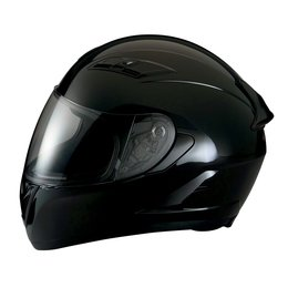 Z1R Strike Ops Full Face Motorcycle Helmet With Flip Up Shield Black