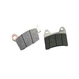 Braking Semi Metallic Brake Pads Single Set For Aprilia Husqvarna KTM Yamaha