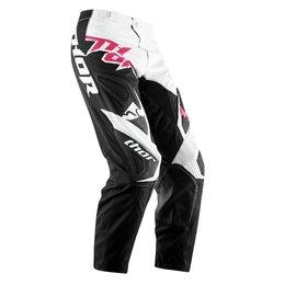 Black, Pink Thor Womens Phase Tilt Pants 2015 Us 3 4 Black Pink