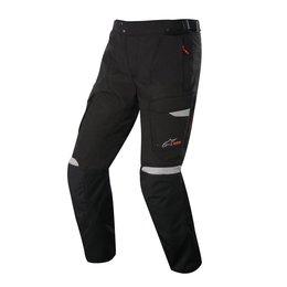Black, Grey Alpinestars Mens Bogota Drystar Textile Pants 2015 Black Grey
