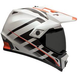Bell Powersports MX-9 Adventure Raid Dual Sport Helmet Orange