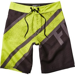 Fox Racing Youth Boys Sequenced Boardshort Yellow