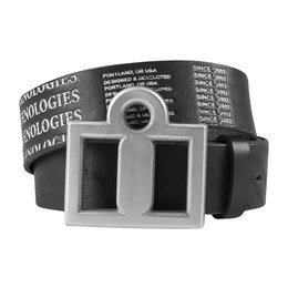Black Icon 1000 Collection Primary Leather Belt