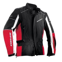 Red Spidi Sport Voyager Jacket Black Xl-large