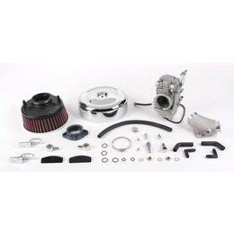 Mikuni HSR45 Smoothbore Carb Total Kit Twin Cam 99-06