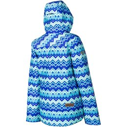 Klim Womens Aria Gore-Tex Insulated Textile Snowmobile Jacket Blue