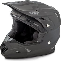 Fly Racing Youth Toxic Resin MX Helmet Black