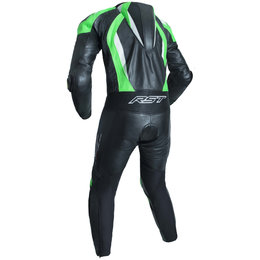 RST Mens CPXC II CE Approved 1 Piece Armored Leather Suit Black