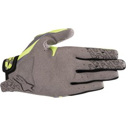 Alpinestars Mens Radar Gloves Yellow