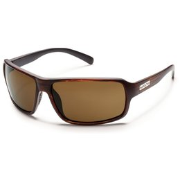Burnished Brown/brown Suncloud Mens Tailgate Sunglasses With Polarized Lens 2014 Burnished Brown Brown