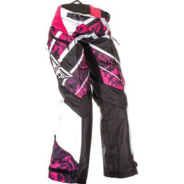 Fly Racing Youth Girls Kinetic Over The Boot OTB Pants Pink