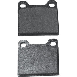 SLP Snowmobile High Performance Carbon Aramid Brake Pad Sets For Ski Doo 27-23 Unpainted