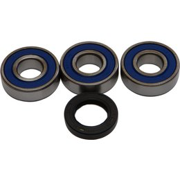 All Balls Wheel Bearing And Seal Kit Rear 25-1370 For Harley Sportster 58-59 Unpainted