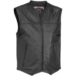 Black River Road Brute Leather Vest 2013