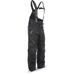 Fly Racing Mens Carbon Snow Pants Black