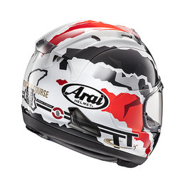 Arai Corsair-X Doohan TT Replica Full Face Helmet Black