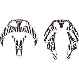 EVS Nitro Circus Graphic Kit For RC-Evolution Race Collar