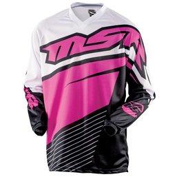 Black, Pink Msr Womens Starlet Jersey 2015 Black Pink
