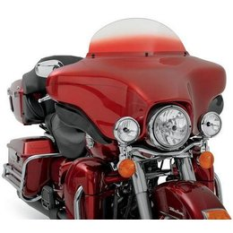 Memphis Shades 7 Windshield Ruby For Harley FLHT FLHTC FLHX