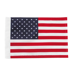 Pro Pad 6 X 9 American Flag Highway Safe Universal Multicolored