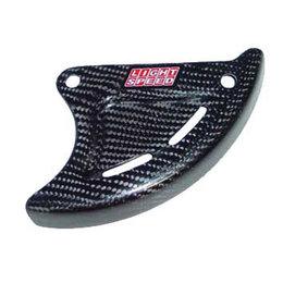 Lightspeed Carbon Carbon Fiber Caliper/Disc Guard Set For Honda CR/F