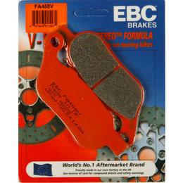 EBC V-Series Semi Sintered Rear Brake Pads Single Set ONLY For Harley FA458V