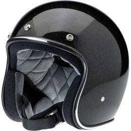 Biltwell Bonanza Open Face Helmet Black