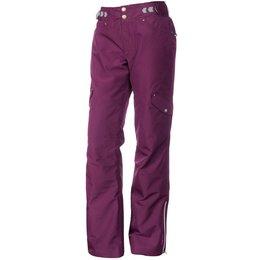 Klim Womens Aria Gore-Tex Insulated Textile Snowmobile Pants Purple