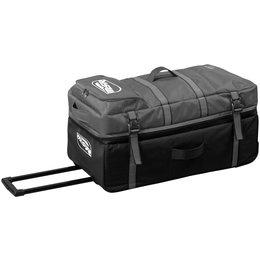 Black Msr Navigator Wheeled Gear Bag