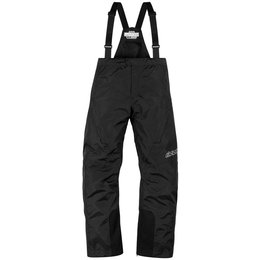 Icon Mens PDX 2 Waterproof Bib Textile Over Pants