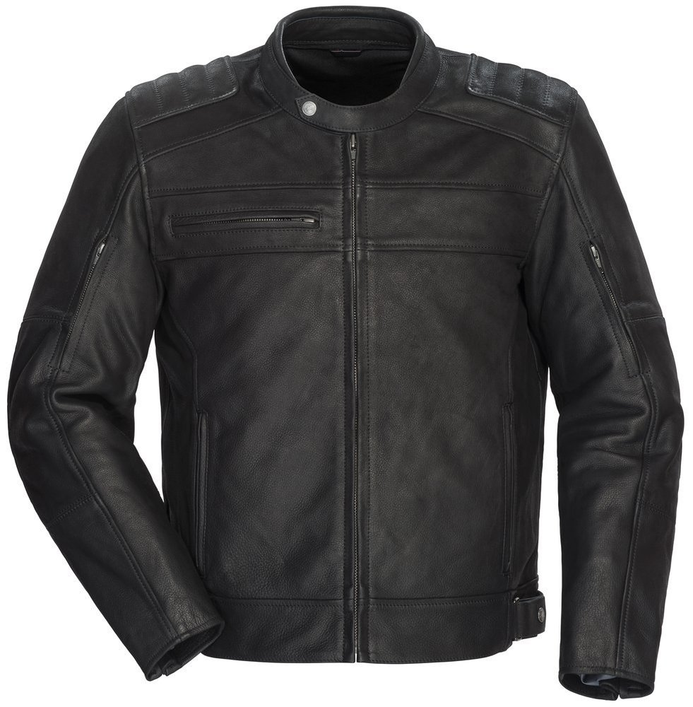 $324.99 Tour Master Mens Blacktop Armored Leather Jacket