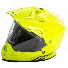 Fly Racing Mens Trekker Helmet Yellow